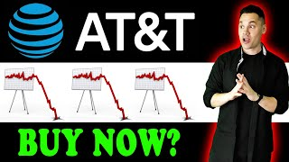Is NOW the Time to Buy AT&T Stock?! - (7.7% DIVIDEND!!!)