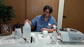 Introduction To Hyperchlorous And Fogging For Disinfection MP3