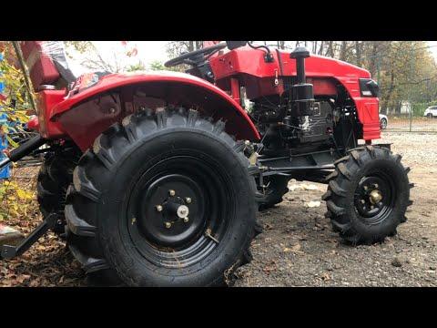 Супер-прочность за смешные деньги Мини трактор - о котором Вы ещё не знаете