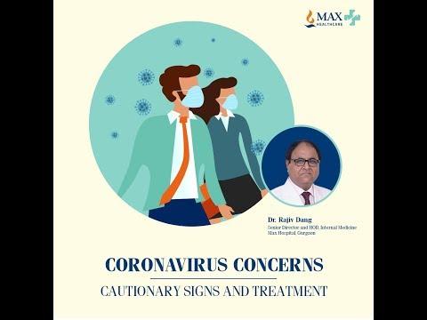 Dr. Rajiv Dang On Precautions And Symptoms Of Coronavirus