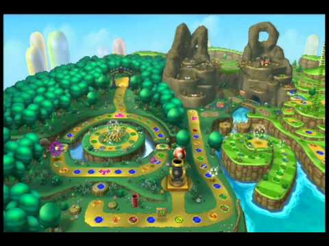 Mario Party 9 Solo Part 1 Of 6 Youtube