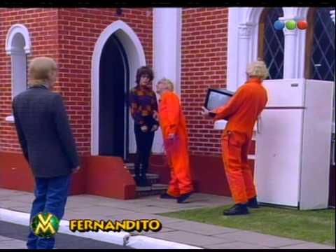 Fernandito, En Agarombalandia - Videomatch 99