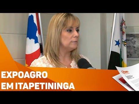 Expoagro em Itapetininga - TV SOROCABA/SBT