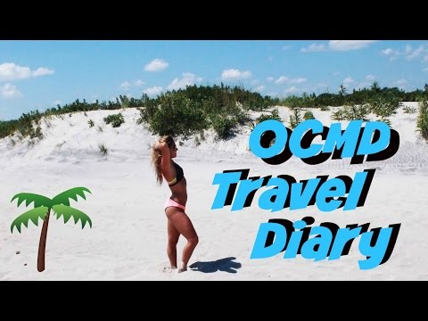 OCMD Travel Diary | Jordan Bauth