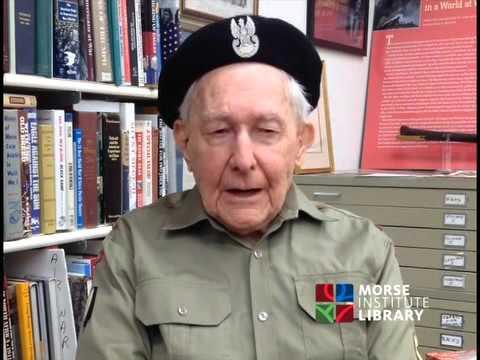 Bussgang World War II Veteran Polish Army Natick Veterans Oral History Project