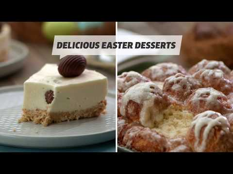 Delicious Easter Dessert Recipes | Easy Homemade Treats