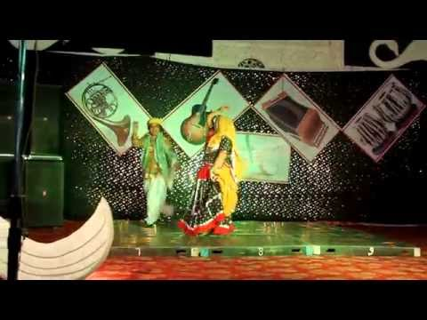 Pili Lugdi ka jhala - Dance by Sangiita n...
