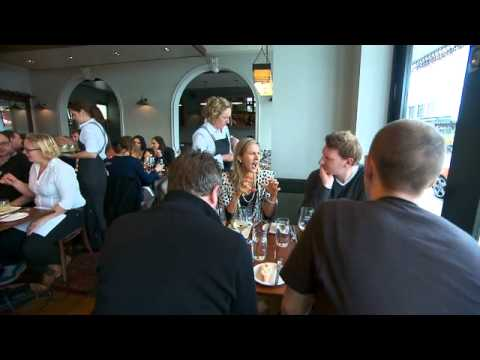 Food Service Avocado Masterclass - Union Dining, Melbourne