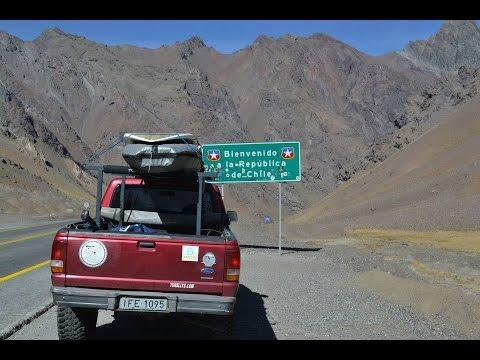 Sup Trip|De Carro Porto Alegre até o Chile | Projeto 1 remo uma busca | Andre Torelly