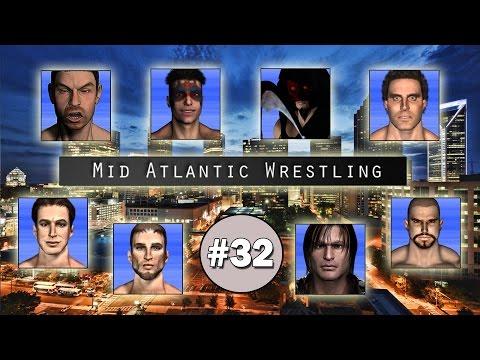 TEW2016 - Mid Atlantic Wrestling - Episode 32 (The Dynamite Detour: Cameron Jones)