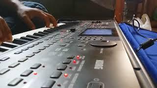 Tutorial Keyboard Lirik Lagu