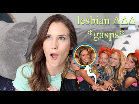 BEING GAY IN A SORORITY