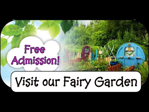 Visit The Away With The Fairies Fairy Garden