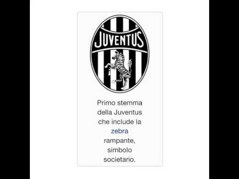 history logo of Juventus FC