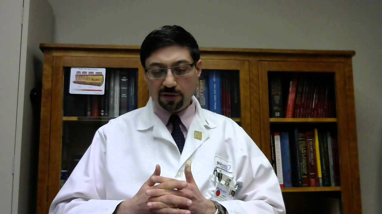 Video Abstract: Echocardiographic Predictors of Ventricular