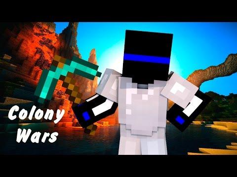 Minecraft Colony Wars : Непробиваемый шахтёр #30