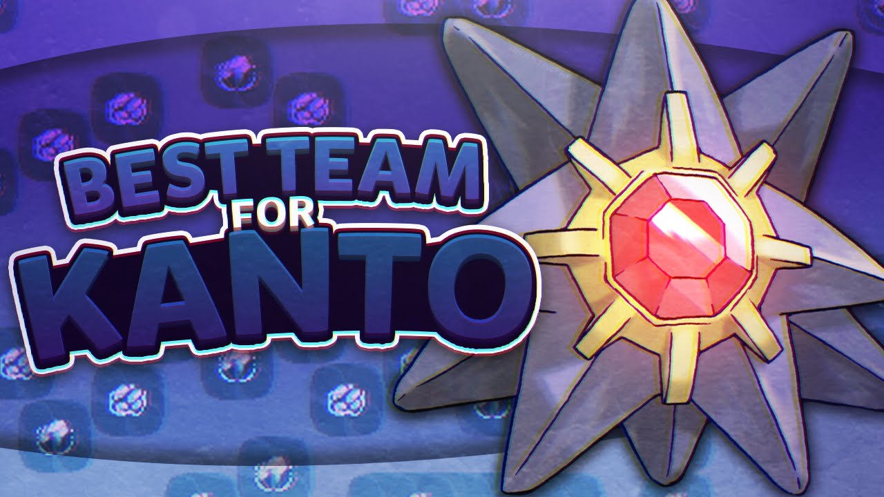 Best Team For Kanto Youtube Power Plant Layout Fire Red