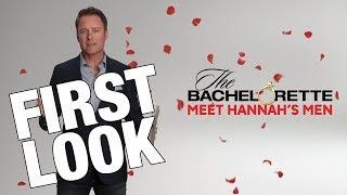Meet Hannah's Men - Rating The Bachelorette Contestants Chances At Winning