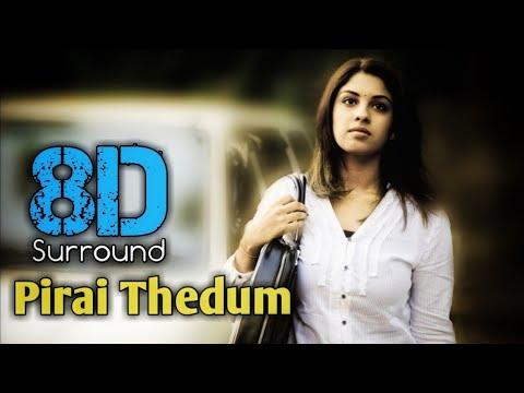 Download Pirai Thedum 8D | Mayakkam Enna | Dhanush | GV Prakash Kumar | Saindhavi | 8DBeatZ