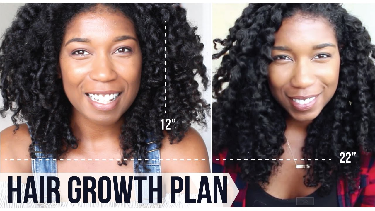 My Natural Hair Growth Plan Theory Chit Chat