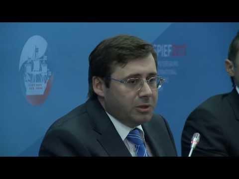 Viatcheslav Pivovarov on SPIEF 2013. Underpinning Russia's Financing Aspirations