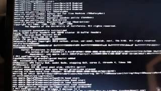 Cài hệ điều hành mac os x 10.9 trên laptop asus