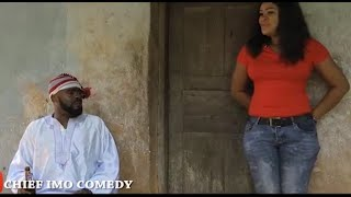 Download Chief Imo Comedy - Chief and the sweet lady : misses steep at first sight - Chief Imo Comedy
