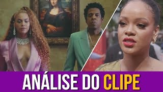 "Rihanna Analisa ""APES**T THE CARTERS"""