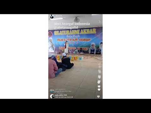 Download Lagu Aza Hafiz Indonesia Baca Surah Ar-Rahman di Miladnya SAYYID ALWI ASSEGAF