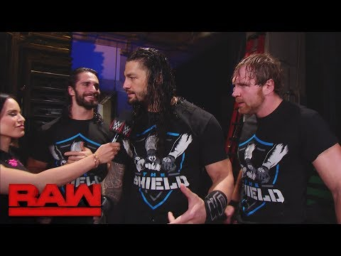 The Shield will take on the world: Raw, Oct. 9, 2017