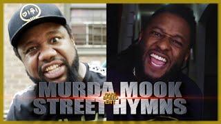 MURDA MOOK VS STREET HYMNS RAP BATTLE - RBE