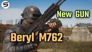 PUBG Mobile - New Gun - Beryl M762 (Assault Rifle)