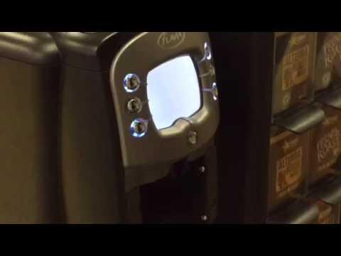 Flavia C400 Error 328 Jammed Packet Fix