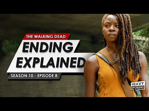 The Walking Dead: Season 10: Episode 8 Mid Season Finale Breakdown & Ending Explained