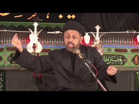 Mulana Abu Talib Tabatabai 2nd Majlis, Saturday 23-09-2017