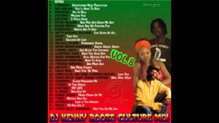 DJ Kenny - Roots Culture Mix Vol. 8 (Reggae 2010 Mix CD) {#Dreamsound973}
