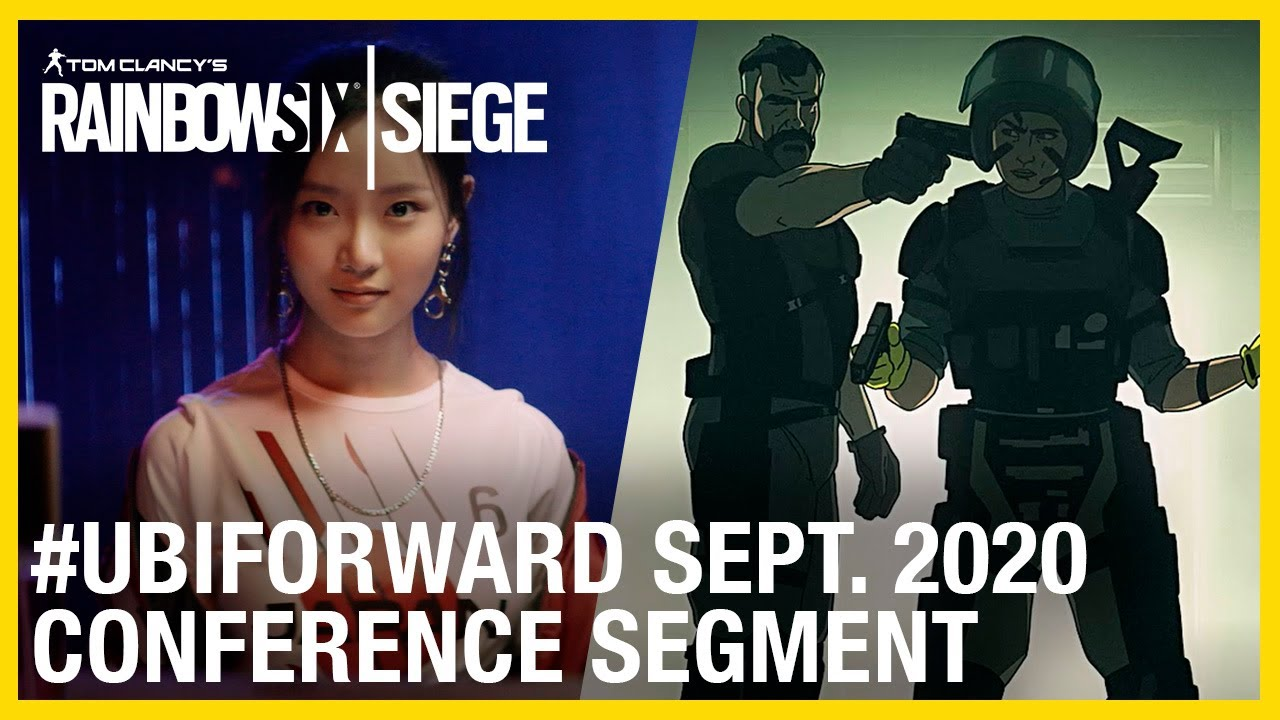 Rainbow Six: Siege: Ubisoft Forward Segment – September 2020 | Ubisoft