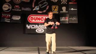 3A Finals - 1st - Hank Freeman - 2013 World Yo-Yo Contest