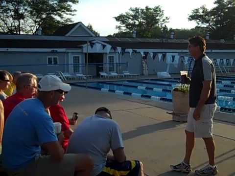 Mike Bottom Talk About Life, Swimming, and Golf - ...