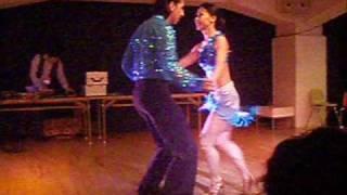 ERICK & HIROMI salsa dance performance