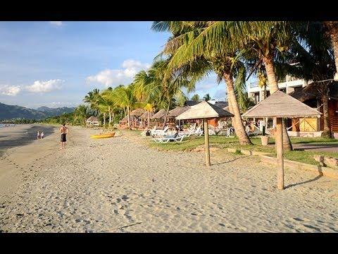 Wailoaloa Beach Nadi Hotels, Fiji Islands - YouTube