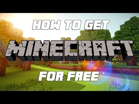 HOW TO GET MINECRAFT FOR FREE TUTORIAL (2019)