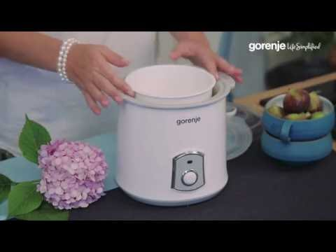 Gorenje yogurt maker JMG20W greek edition