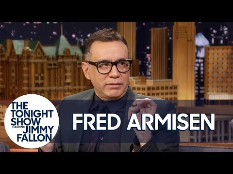 Fred Armisen's Impressions Of Accents Through The Decades
