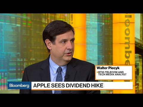 Apple Is All About Buying Stock Back, Says BTIG's Piecyk