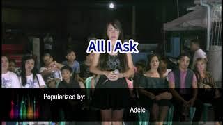 Incredible Performance : All I Ask - Adele