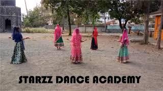Ghoomar I Dance I Choreography I Starzz Dance Academy