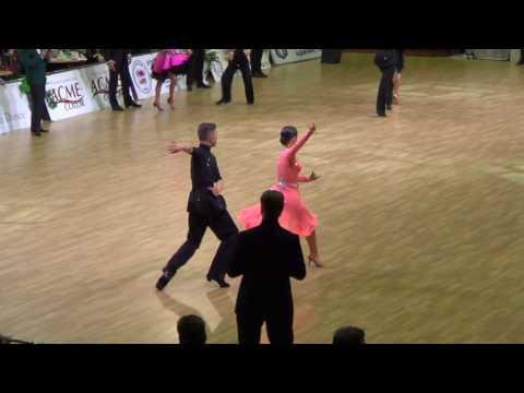 2017 Ukrainian Open Junior 2 Latin Final Samba