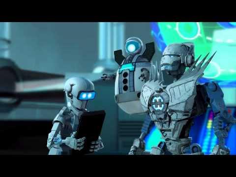 樂高®英雄工廠系列 LEGO®HERO FACTORY - TV Series (ep 2)