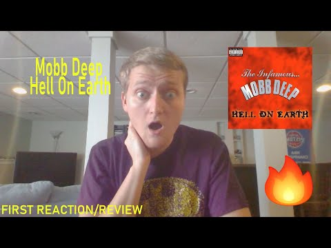 Mobb Deep - Hell On Earth FIRST REACTION/REVIEW